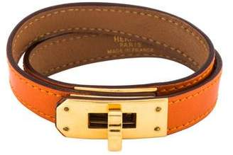 Hermes Kelly Double Tour Bracelet