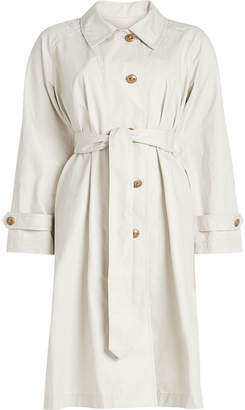 Pswl Cotton Trench Coat