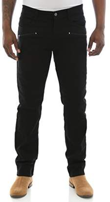 Akademiks Men's Jackie Moto Stretch Jean