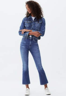 Citizens of Humanity Demy Cropped Flare Jean