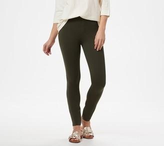 Spanx Ponte Ankle-Length Leggings - Regular