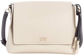 GUESS Fortune Flap Over Crossbody Bag