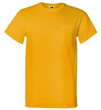 Fruit of the Loom 5 oz. 100% Heavy Cotton HD Pocket T-Shirt