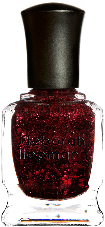 Deborah Lippmann Ruby Red Slippers Nail Polish, 15 mL