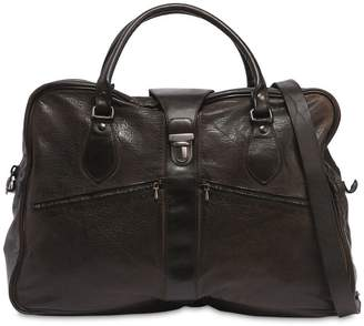 Numero 10 Zermatt Leather Bag