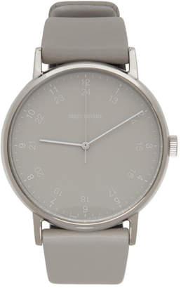 Issey Miyake Grey F Series Watch