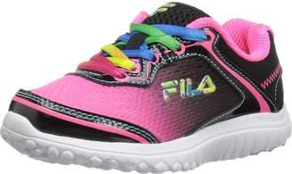 Fila Girls' Aurora Training Shoe Size 11.5 M