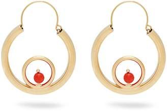 Rosantica BY MICHELA PANERO Passato circle hoop earrings