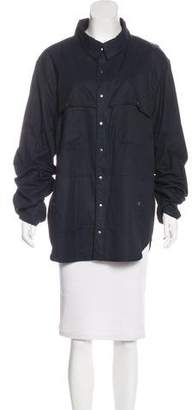 Nicholas K Long Sleeve Button-Up To
