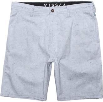 VISSLA Palms Hybrid Short - Men's
