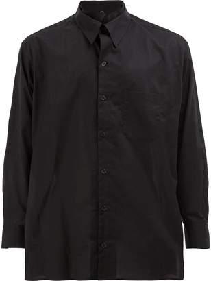 Yohji Yamamoto classic button shirt
