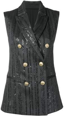 Brunello Cucinelli beaded waistcoat