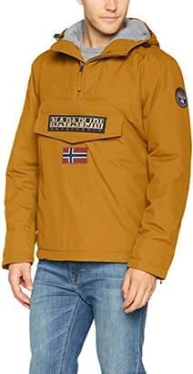 Napapijri Men's Rainforest Winter Jacket (Yellow Ochre Y70)