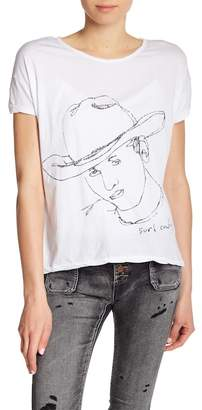 One Teaspoon Surf Cowboy Memphis Vintage Tee