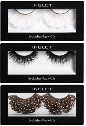 Inglot Cosmetics Eyelashes Sampler Set