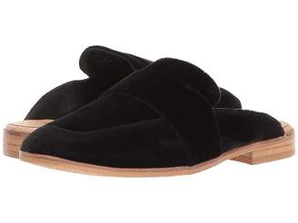 Free People At Ease Velvet Loafer Women's Shoes