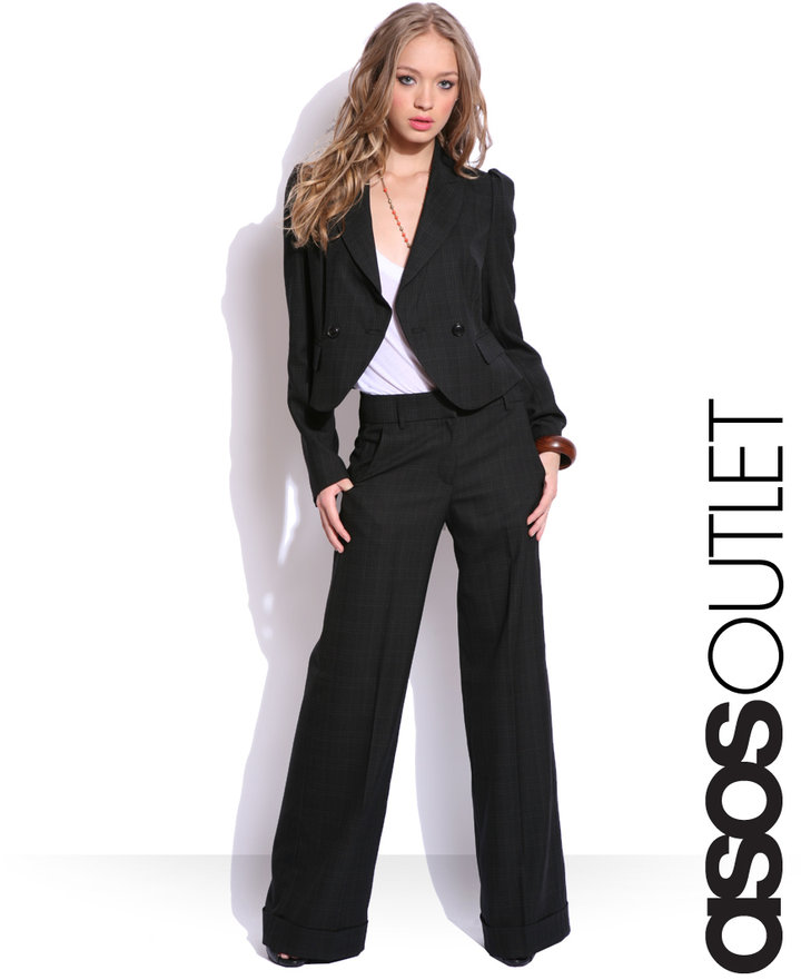 French Connection Wide Leg Trouser