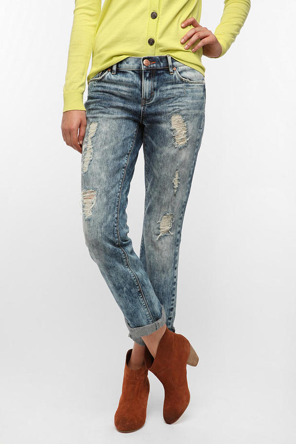 Dittos Sari Straight Leg Jean