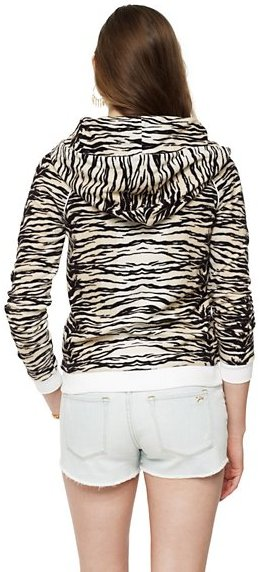 Juicy Couture Original Jacket in Tiger Terry