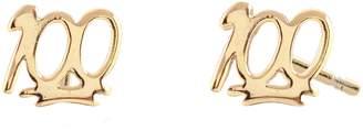 Kris Nations 100 Stud Earrings