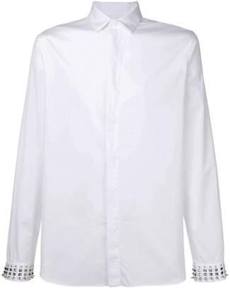 Valentino Rockstud cuff shirt
