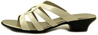 Karen Scott Women's Emet Strappy Slide Sandals