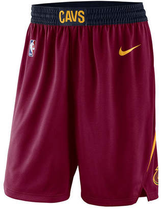 Nike Men's Cleveland Cavaliers Icon Swingman Shorts