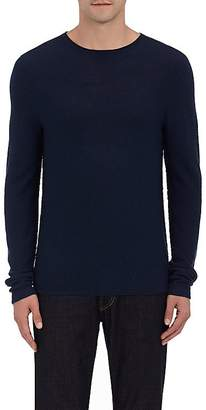 Piattelli MEN'S MERINO WOOL CREWNECK SWEATER