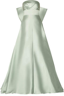 Tiffany & Co. Bambah Back Bow Gown