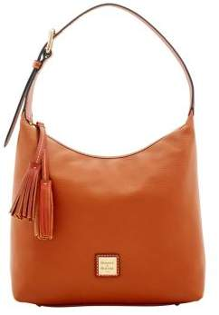 Dooney & Bourke Paige Sac Leather Hobo Bag