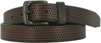 Valentino Remo Tulliani Leather Belt