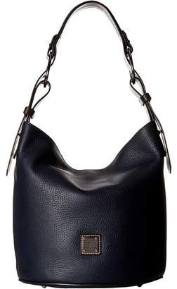 Dooney & Bourke Becket Henley Feedbag Handbags
