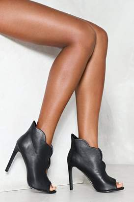 Nasty Gal After Dark Stiletto Bootie
