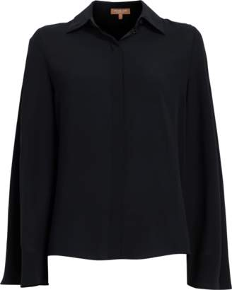 Michael Kors Slit Sleeve Shirt