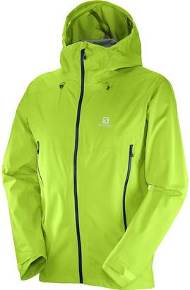 Salomon X Alp 3L Hooded Shell Jacket - Men's