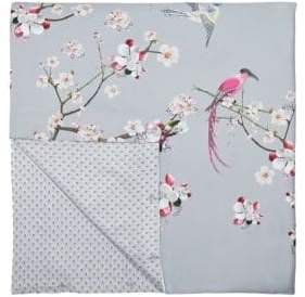 Ted Baker Flight of the Orient Cotton Sham Duvet Cover Set