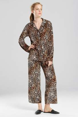 Natori N Lush Leopard PJ