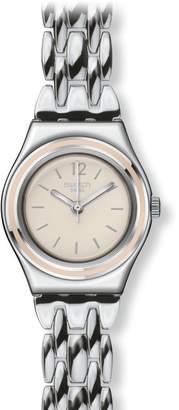 Swatch Women's Irony YSS285G Stainless-Steel Swiss Quartz Watch