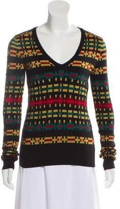Proenza Schouler Wool Blend Sweater