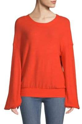 TGIF Bell-Sleeve Pullover