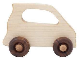 story. NEW Wooden Wooden Electric Car