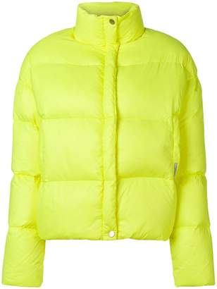 Couture Forte Dei Marmi high neck padded jacket