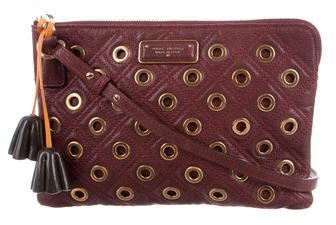Marc Jacobs Marc Jacobs Secret Eyelet Crossbody Bag