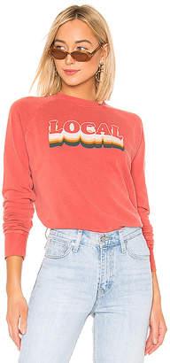 Junk Food Clothing Local Pullover Sweatshirt