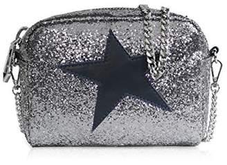 Bandolera Starlite Shop Star Starlite, plateado, Women's Messenger Bag,8x13x18 cm (W x H L)