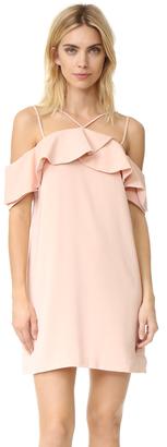Keepsake Bittersweet Mini Dress $160 thestylecure.com