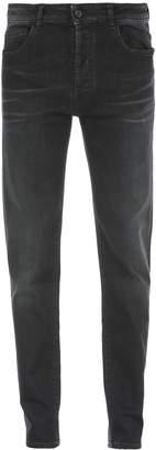 Marcelo Burlon County of Milan Cotton Jeans