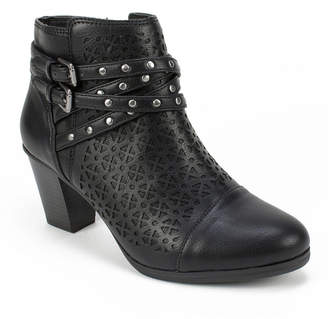 Rialto Fisher Ankle Bootie Women Shoes