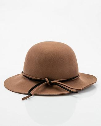 Le Château Wool Floppy Hat