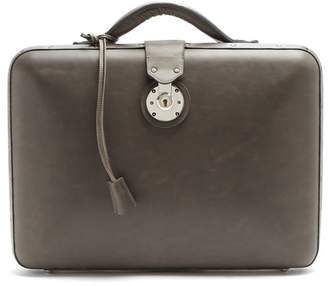 Lee Passavant And Zero Edition Aluminium Shell Briefcase - Mens - Grey
